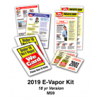 2019 E-VAPOR KIT - Age 18