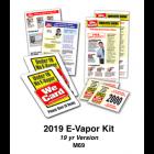 2019 E-VAPOR KIT - Age 19