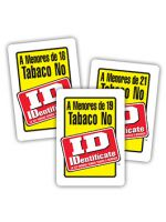 Spanish Tobacco - Decal