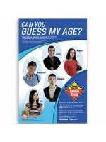 Training Poster - Can You Guess My Age?